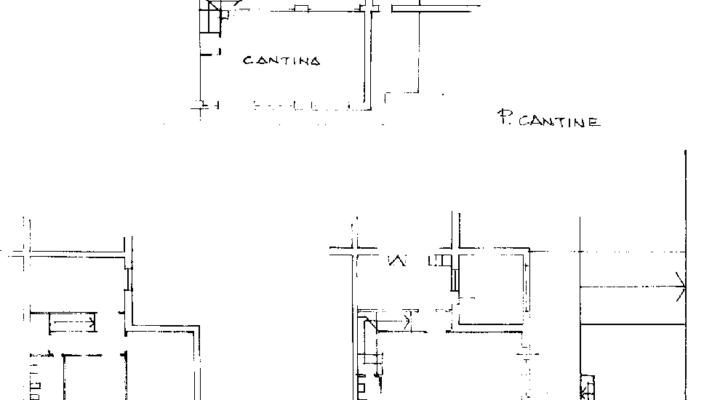 Villa Casal Palocco Via Gorgia di Leontini 260 floorplan 1